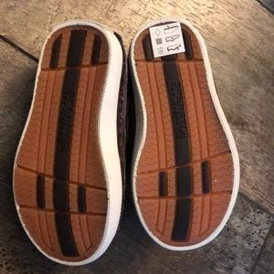 Sperry Shoes - Sperry Cruz Jr Toddler size 5.5 shoes nib